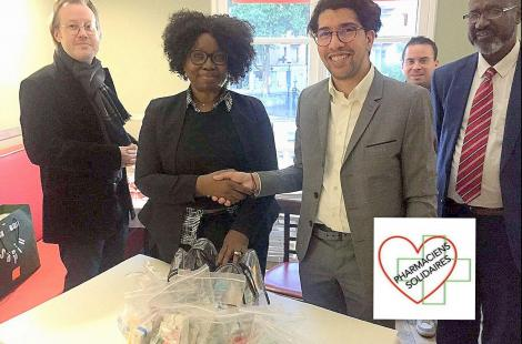 pharmaciens solidaires